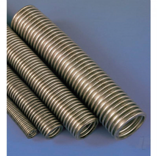 10mm Flexi Exhaust Stainless Steel Tube